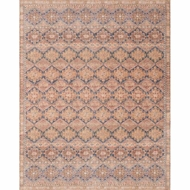 Magnolia Home Deven Rug - Persimmon & Indigo by Joanna Gaines