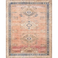 Magnolia Home Deven Rug - Sunset & Indigo by Joanna Gaines