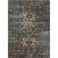 Magnolia Home James Rug - Midnight & Sunset by Joanna Gaines