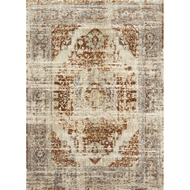Magnolia Home James Rug - Rust & Sky by Joanna Gaines