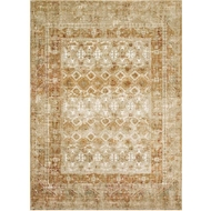 Magnolia Home James Rug - Spice & Gold by Joanna Gaines
