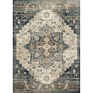 Magnolia Home James Rug - Taupe & Marine by Joanna Gaines