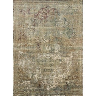 Magnolia Home Linnea Rug - Multi & Ivory by Joanna Gaines
