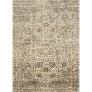 Magnolia Home Linnea Rug - Multi & Taupe by Joanna Gaines