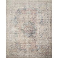 Magnolia Home Lucca Rug - Rose by Joanna Gaines