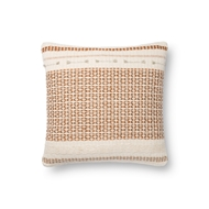 Magnolia Home by Joanna Gaines Spice & Multi Pillow P1138 - Designer Pillow