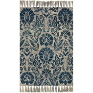 Magnolia Home Jozie Day Rug by Joanna Gaines - Blue