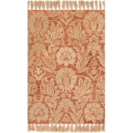 Magnolia Home Jozie Day Rug by Joanna Gaines - Persimmon