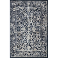 Magnolia Home Everly Rug by Joanna Gaines - Indigo & Indigo