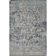 Magnolia Home Everly Rug by Joanna Gaines - Slate & Slate