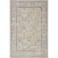 Magnolia Home Everly Rug by Joanna Gaines - Ivory & Sand