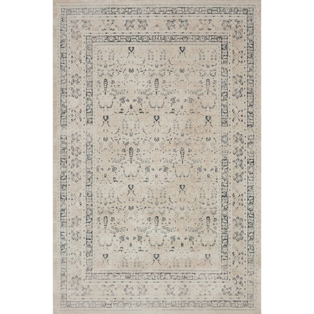 Magnolia Home Everly Rug - Ivory & Sand by Joanna Gaines