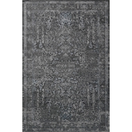 Magnolia Home Everly Rug by Joanna Gaines - Grey & Grey