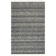 Magnolia Home June Rug by Joanna Gaines - Black