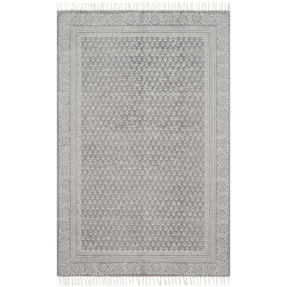 Magnolia Home June Rug By Joanna Gaines Grey