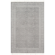 Magnolia Home June Rug by Joanna Gaines - Grey