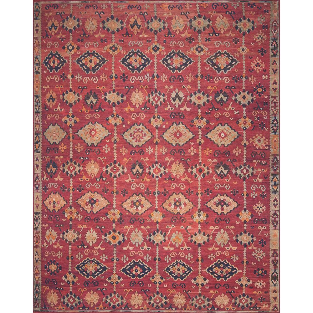 Magnolia Home Lucca Rug Lf 02 Joanna Gaines Traditional Rugs