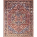 Magnolia Home Lucca Rug - Red & Blue by Joanna Gaines