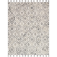 Magnolia Home Teresa Rug by Joanna Gaines - Ivory & Silver