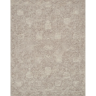 Magnolia Home Tristin Rug by Joanna Gaines - Taupe & Taupe
