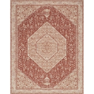 Magnolia Home Tristin Rug - Brick & Bone by Joanna Gaines