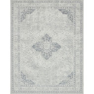 Magnolia Home Tristin Rug by Joanna Gaines - Ivory & Ivory