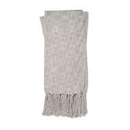 Magnolia Home Lark Grey Throw Blanket by Joanna Gaines
