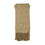 Magnolia Home Lark Khaki Throw Blanket by Joanna Gaines