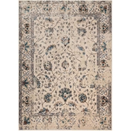 Magnolia Home Kivi Rug by Joanna Gaines - Ivory & Multi