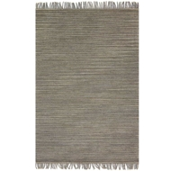 Magnolia Home Drake Rug by Joanna Gaines - Silver