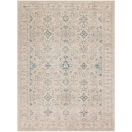 Magnolia Home Ella Rose Rug by Joanna Gaines - Bone / Bone