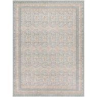 Magnolia Home Ella Rose Rug by Joanna Gaines - Mist / Stone