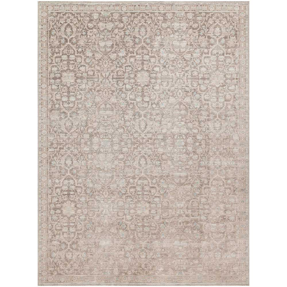 Magnolia Home Ella Rose Rug By Joanna Gaines   Pewter / Pewter ...