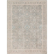 Magnolia Home Ella Rose Rug by Joanna Gaines - Steel / Steel
