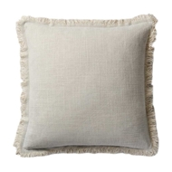 Magnolia Home by Joanna Gaines Grey & Slate PillowP1020
