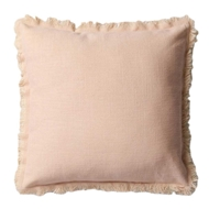Magnolia Home by Joanna Gaines Pink & Beige PillowP1020