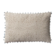 Magnolia Home by Joanna Gaines Grey & Slate Pillow P1021