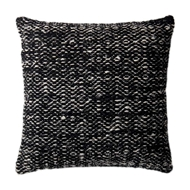 Magnolia Home by Joanna Gaines Black PillowP1031