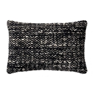 Magnolia Home by Joanna Gaines Black Pillow P1031