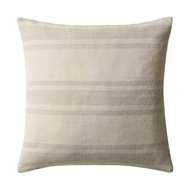 Magnolia Home by Joanna Gaines Natural & Ivory PillowP1032