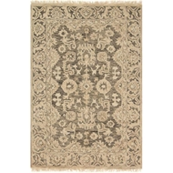Magnolia Home Hanover Rug by Joanna Gaines - Grey And Grey