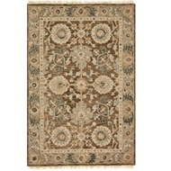 Magnolia Home Hanover Rug by Joanna Gaines - Hazel And Lt Grey