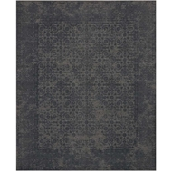 Magnolia Home Lily Park Rug by Joanna Gaines - Charcoal