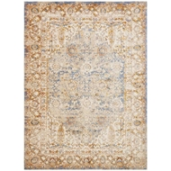 Magnolia Home Trinity Rug by Joanna Gaines - Blue And Multi