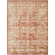 Magnolia Home Trinity Rug by Joanna Gaines - Terracotta