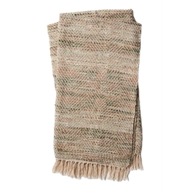 Magnolia Home by Joanna Gaines Bree Sage & Grey Throw Blanket
