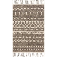 Magnolia Home Tulum Rug by Joanna Gaines - Ash / Ivory
