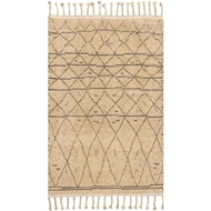 Magnolia Home Tulum Rug by Joanna Gaines - Natural / Grey