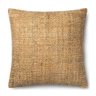 Magnolia Home by Joanna Gaines Yellow Pillow P1013 - Designer Pillow