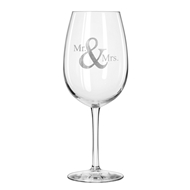 Maple Leaf Reserve Wine Glass, 19.75oz Set of 4
